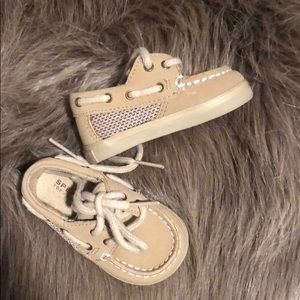Infant Sperry Top Siders